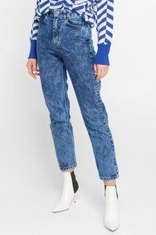 Джинси mom fit MustHave XL (42) синій (7206)
