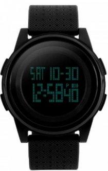 Мужские наручные часы Skmei Ultra New элетронные спортивные с таймером