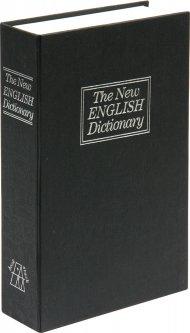 Книга-сейф VOREL 55x155x240 мм (78633)