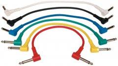 Инструментальный патч-кабель RockCable RCL30011 D5 0.15 м Varicolored