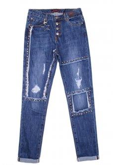 Стильные женские джинсы 25
