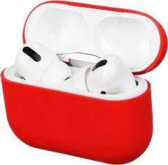 Чехол ArmorStandart Ultrathin Silicone Case для Apple AirPods Pro Red (ARM55952)