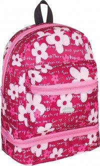 Рюкзак дошкольный Cool For School Flowers 30 x 25 x 11 см 8 л (CF86082)