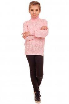 Свитер для девочек Tashkan Элиза 34 Розовый (1586000001)
