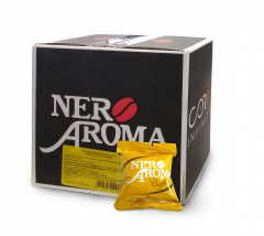 Кофе в капсулах Nero Aroma Gold 7 г х 50 шт (8019650000898)