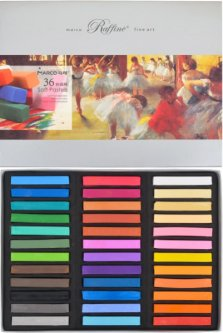 Пастель сухая Marco Raffine fine art 36 цветов (7300-36CB)