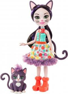 Кукла Enchantimals Кошечка Сиеста (GJX40)