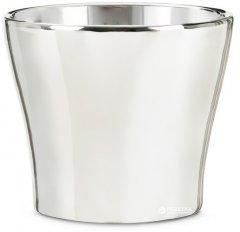 Кашпо для цветов Scheurich Mirror Silver 11 (4002477586885)