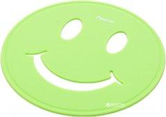 Подставка под горячее Fissman Улыбка 17 см Light green (AY-7543.PH)