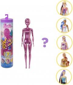 """Кукла-сюрприз Barbie Цветное перевоплощения серия """"Блестящие"""" в асортименте (GTR93)"""