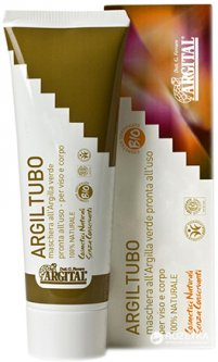 Глина Argital зеленая Argiltubo 250 мл (8018968030122)