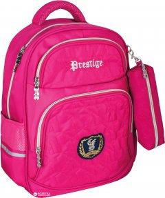 """Рюкзак школьный Сool For School 400 с пеналом 15"""" Prestige Classic Pink (CF86135)"""