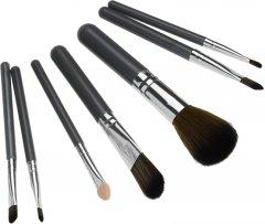 Набор кистей для макияжа Qiuyang 7 шт Серый (2000100049266)