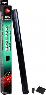 Пленка тонировочная Solux SRC 0.5 х 3 м 3% Super Dark Black (PCG-1A SRC 0.5)