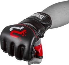 Перчатки MMA PowerPlay 3093 S Черные (PP_3093_S_Black)