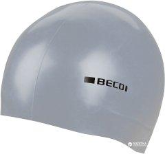 Шапочка для плавания BECO 7380 Silver 3-D (7380 11_silver)