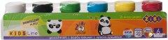 Краски гуашевые ZiBi Kids Line 6 цветов 20 мл (ZB.6657)