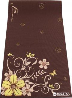 Дизайнерский коврик для йоги ProSource Floret Yoga Mat 5 мм 183х61х0.5 см (PS-1921)