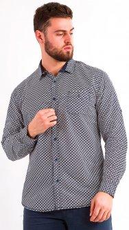 Рубашка Remix LA07 3XL Синяя (2950006422512)