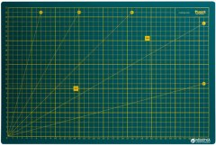 Коврик самовосстанавливающийся для резки Axent сантиметровая разметка А3 (7902-A)