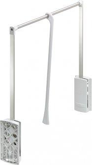 Гардеробный лифт Hafele 10 кг 600-1000 мм Белый (805.20.831)