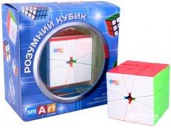 Головоломка Smart Cube Умный кубик Скваер без наклеек (SCSQ1-St) (4820196788423)