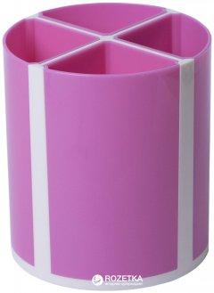 Подставка для пишущих принадлежностей ZiBi Kids Line Твистер на 4 отделения Розовая (ZB.3003-10)