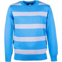 Джемпер для хлопчика Flash 17B904-1800-417/3 Синій з сірим, Розмір 128