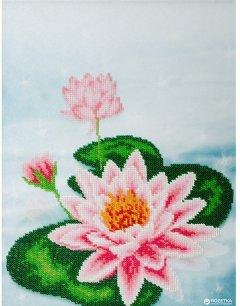 Набор для вышивания бисером ВДВ Водяная лилия, триптих, ч.3 (ТН-0986)