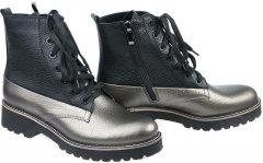 Ботинки Grand Style 20264-в-18/18 38 Бронзовые с черным (ГС00265993)