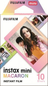 Фотопленка Fujifilm Colorfilm Instax Mini Macaron