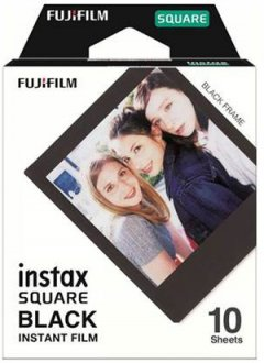 Фотопленка Fujifilm Instax Square Black Frame
