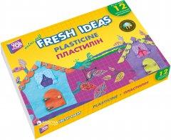Пластилин Cool for school Fresh Ideas 12 цветов 300 г (CF60218)