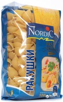 Макаронные изделия Nordic Ракушки 500 г (6411200108610)