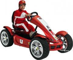 Веломобиль Berg Ferrari FXX Exclusive (03.90.57)