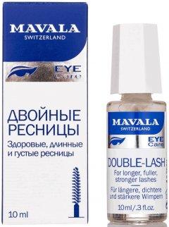 Питательный гель для ресниц Mavala Двойные ресницы 10 мл (7618900931145)