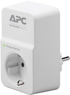Сетевой фильтр APC Essential SurgeArrest 1 розетка White (PM1W-RS)
