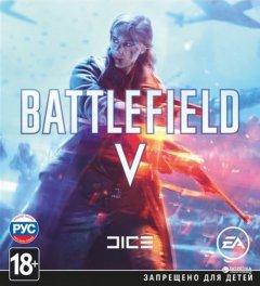 Battlefield V. Стандартное издание для ПК (PC-KEY, русская версия, электронный ключ в конверте)