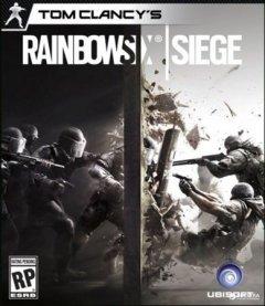 Tom Clancy's Rainbow Six: Siege (Осада) для ПК (PC-KEY, русская версия, электронный ключ в конверте)