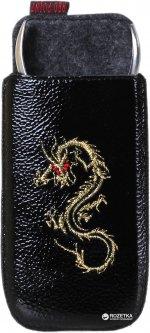Чехол для ножниц и кусачек Red Point Prime Дракон черный (ВП.03.К.01.01.028)