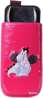Чехол для ножниц и кусачек Red Point Prime Дракончик Розовый (ВП.03.К.05.01.074)