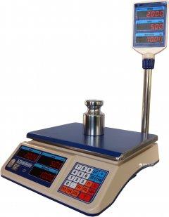 Весы торговые Дозавтоматы ВТНЕ-15Т2-1 RS