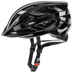 Велосипедный шлем Uvex i-vo 56 - 60 см Черный (4043197255279)