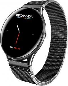 Смарт-часы Canyon Lemongrass Black (CNS-SW70BB)