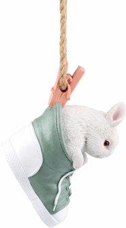 Декоративная фигурка Engard Кролик в ботинке 21.5х9х18.5 см (KG-24)