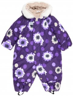 Зимний комбинезон Lenne Rosie 18307/6189 62 см Фиолетовый (4741578223090)