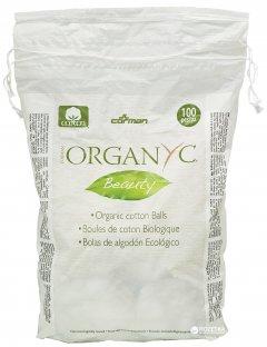 Хлопковые шарики Corman Organyc Beauty Cotton Balls органические 100 шт (8016867007047)
