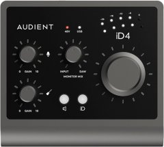 Аудиоинтерфейс Audient iD4 MKII (231102)