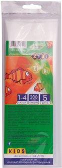 Набор обложек для учебников 1-4 класс ZiBi 5 шт Ассорти (ZB.4723)