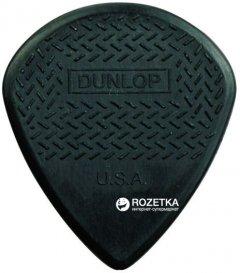 Медиаторы Dunlop 471P3C Max Grip Jazz III Carbon Player's Pack 6 шт.